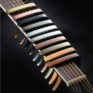 Capo guitar Hợp Kim Kẽm