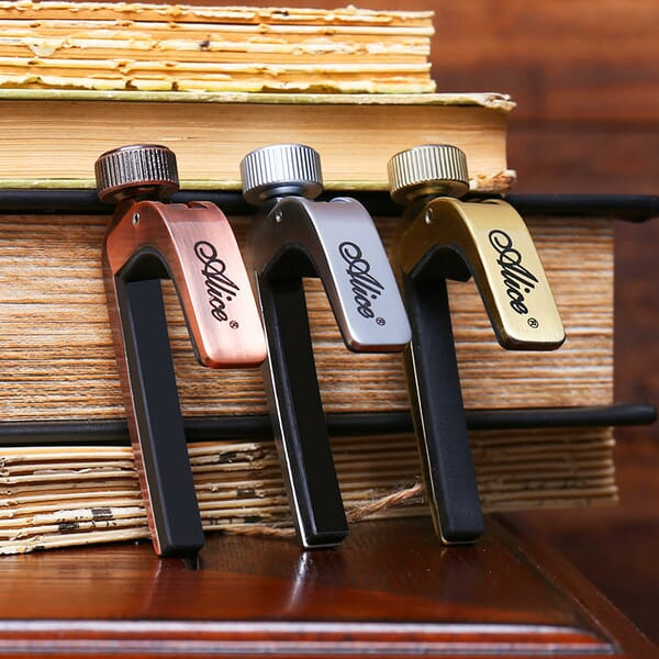 Capo guitar Alice A007J