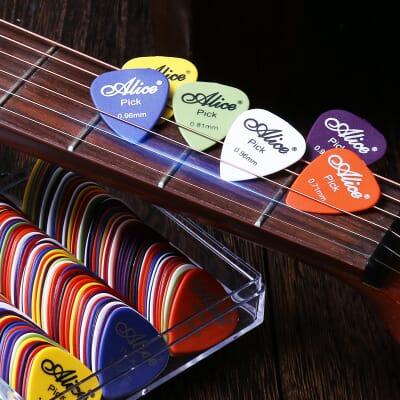 Phím gảy đàn Guitar Alice